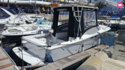 Rental Motorboat Luhrs Luhrs25 Las Galletas