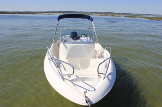 Motorboot Quicksilver Commander 555 zu vermieten