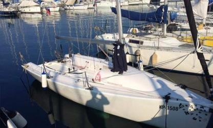 Rental Sailboat H 22 One Design Krk