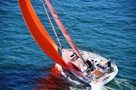 Sailboat Fora Marine Rm 1270 for hire