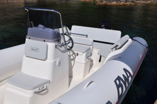BWA Sport GT 22' in Saint-Florent for hire