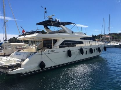 Charter Motor yacht Guy Couach 2200 Fly Cavalaire-sur-Mer