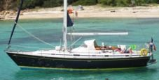 Sailboat Franchini Sloop 41 S for hire