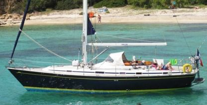 Location Voilier Franchini Sloop 41 S Ajaccio