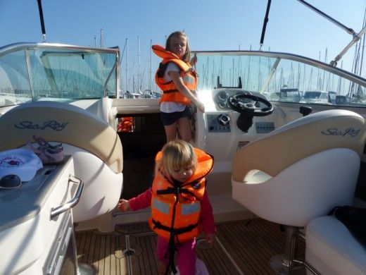 SEA RAY 235 a Larmor-Plage tra privati