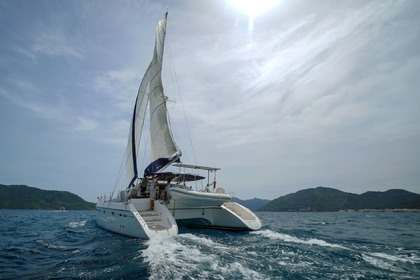 Hire Catamaran Privilege 465 Marmaris