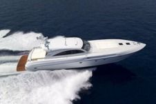 Motorboat Rizzardi Cr 73 Hard Top for hire