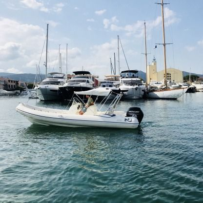 Rental RIB Nuova Jolly 630 Port Grimaud