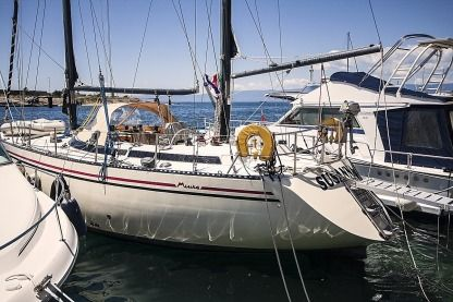 Rental Sailboat A Vela Ketch Rijeka