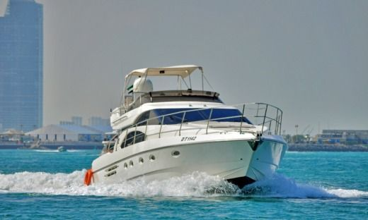 2002 Azimut in Dubai for rental