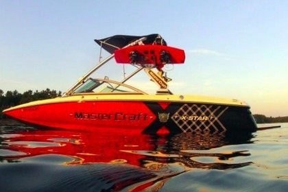 Miete Motorboot Mastercraft X Star Lake Havasu City