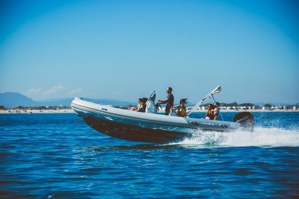 Rental RIB Zodiac Medline 740 Marseille