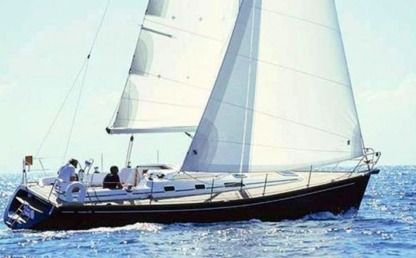 Rental Sailboat Blue Star Comet 36 Kraljevica