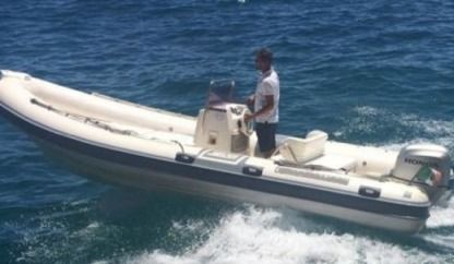 Location Semi-rigide Joker Boat Clubman 21 Positano