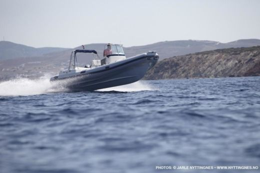 Northstar 225WRT in Antiparos peer-to-peer