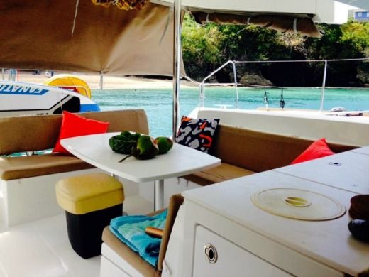 Charter catamaran in Gros Islet peer-to-peer