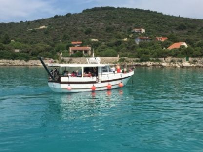 Miete Motorboot Traditional M/b Oaza 12 Trogir