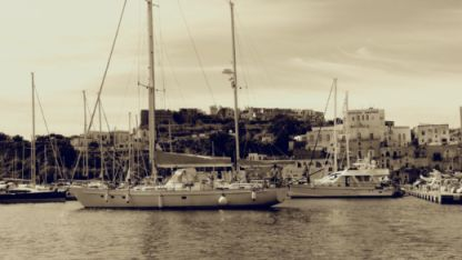 Location Voilier Kanter Yacht Ketch 65 Procida