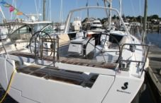 Sailboat Beneteau Oceanis 41