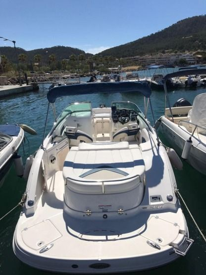 Charter Motorboat Chaparral 236 Ssx Port d'Andratx