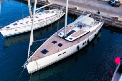 Hire Sailboat Hanse 545 Punta Ala