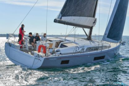 Rental Sailboat Beneteau Oceanis 461 Ibiza