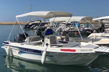 Hire Motorboat Proteus 512 Chania