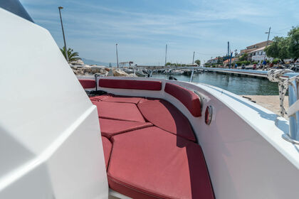 Hire Motorboat ATLANTIC MARINE OPEN 750 Trogir