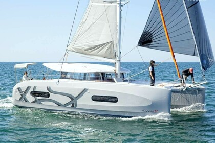 Location Catamaran Excess 11 Lorient