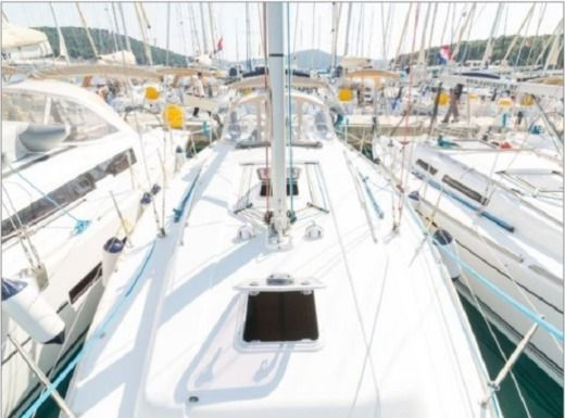Rental Sailboat Dufour 375 Grand Large Rogoznica