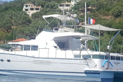 Verhuur Catamaran LAGOON Power 43 Bandol