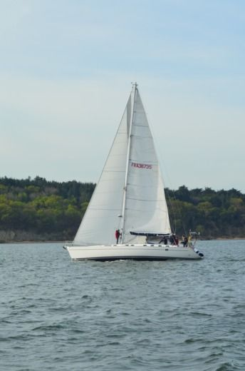Sailboat Dufour 50 Classic for hire