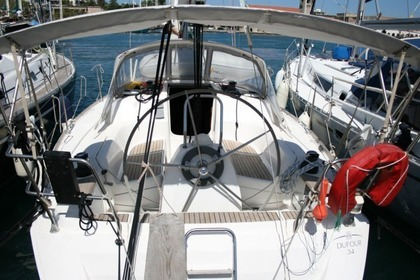 Charter Sailboat Dufour Dufour 34 Performance Rhodes