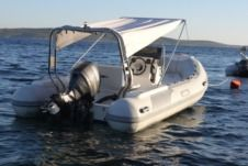 RIB Master 520 Open for rental