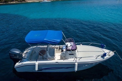 Rental Motorboat RANIERI SHADOW 22 Mali Losinj