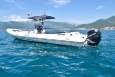 Bat Open 996 in Tivat