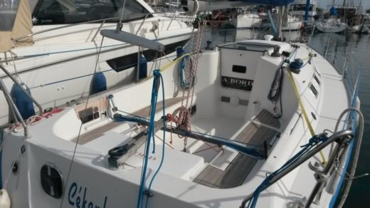 Beneteau First 300 in Agde