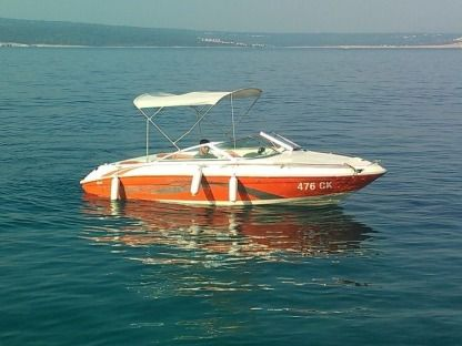 Charter Motorboat Sea Ray 180 Crikvenica