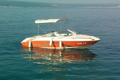 Rental Motorboat SEA RAY 180 Crikvenica