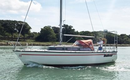 Rental Sailboat Dufour 2800 La Rochelle