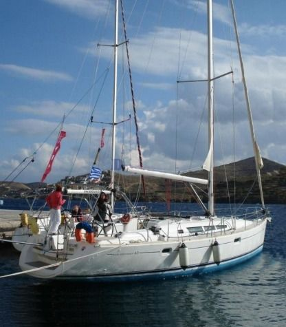 Location Voilier Jeanneau Sun Odyssey 45 Lavrion