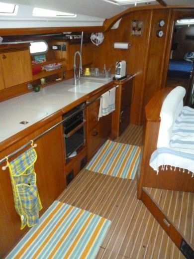 JEANNEAU SUN ODYSSEY 49 in Le Marin for hire