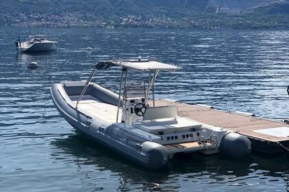 Location Semi-rigide Lomac Nautica 750 Verbania