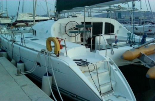 Catamaran Lagoon 410 S2 Dream