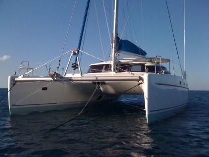 Location Catamaran Fountaine Pajot Belize 43 Rogliano