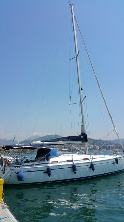 Charter Sailboat Bavaria 4 Days Cruise 42 Amalfi