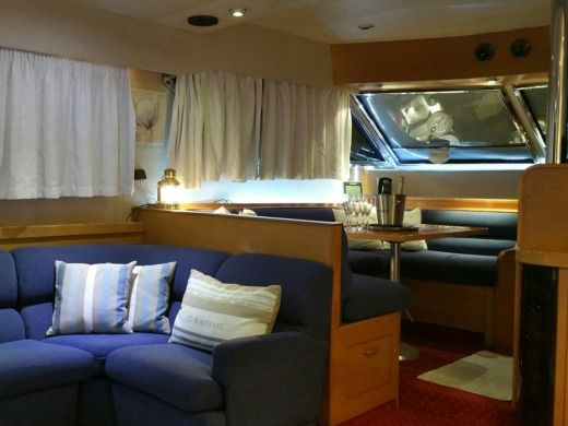 Barca a motore Marine Project Princess 55 Flybridge tra privati