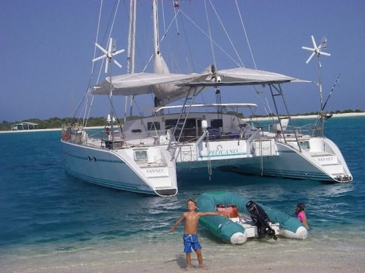 Location catamaran à District national de particuliers et professionnels