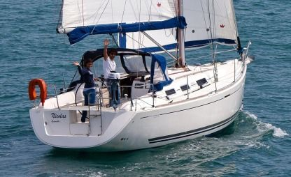 Charter Sailboat Dufour Dufour 365 Grand Large Granville