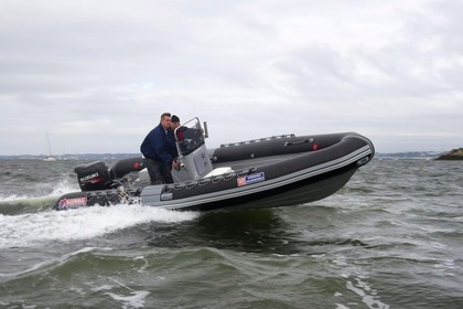 Rental RIB NARWHAL Neo Fisher 620 Granville